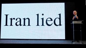 """Irán amenaza a Israel con respuesta si sigue con """"sus conspiraciones"""""""