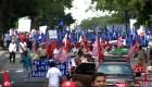 Trabajadores de construcción en Panamá siguen en huelga