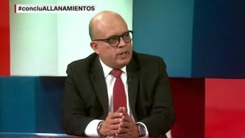 Marval: Allanamientos en Venezuela no tienen sentido