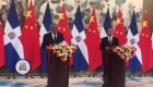 China y República Dominicana anuncian lazos diplomáticos