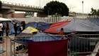 Caravana de inmigrantes busca quedarse en EE.UU.