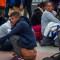 Migrantes centroamericanos comienzan trámites de asilo humanitario