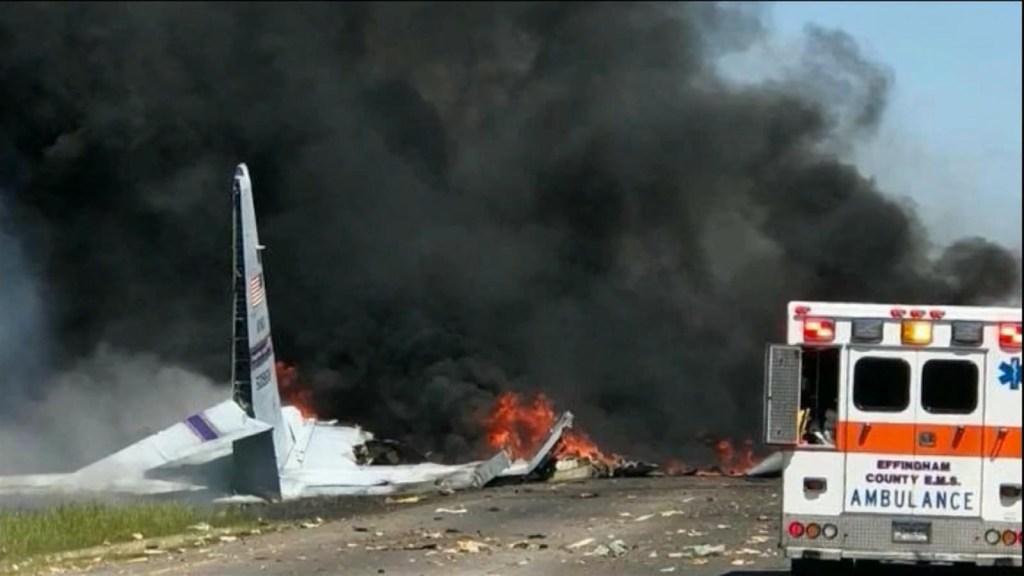 Consternación en Puerto Rico tras accidente aéreo en Savannah