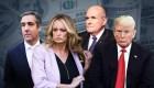 Trump admite que sabía del pago de Cohen a Stormy Daniels