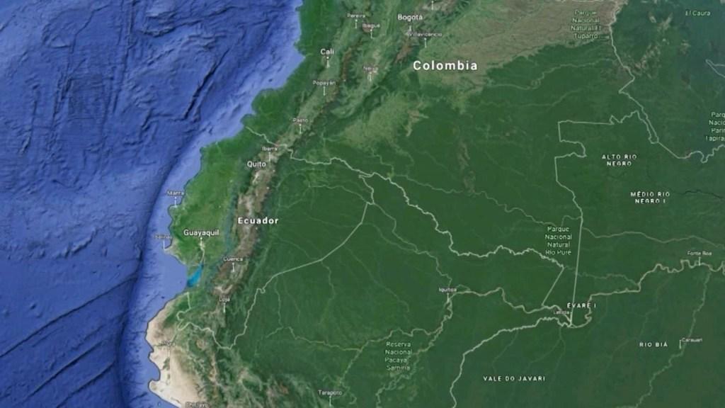 ¿Por qué la frontera colombo-ecuatoriana es importante para los criminales?