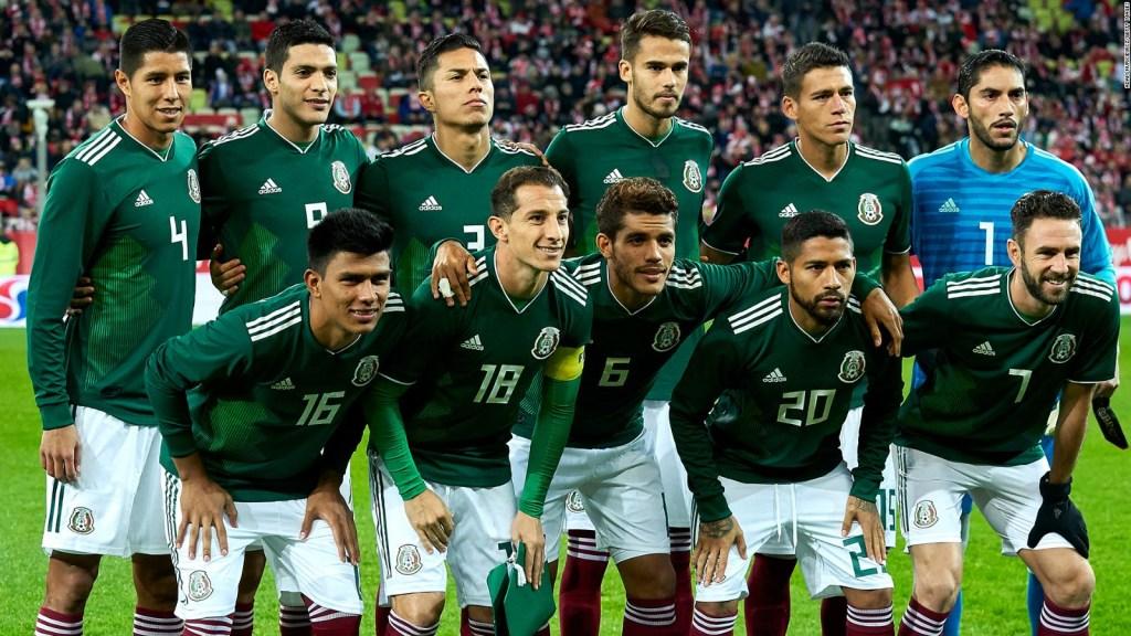 Conoce a los mexicanos que irán a Rusia 2018