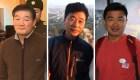 Tres ciudadanos de EE.UU. detenidos en Corea del Norte podrían ser liberados