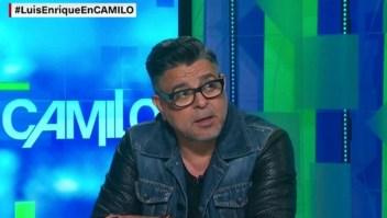 Luis Enrique relata cómo entró indocumentado a EE.UU.