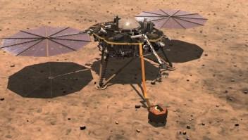 NASA lanzará misión Insight para estudiar superficie de Marte