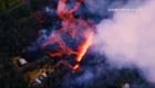 #MinutoCNN: Erupción del volcán Kilauea deja decenas de casas destruidas en Hawai