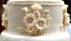 Rebanadas de pasteles de las bodas reales están a la venta