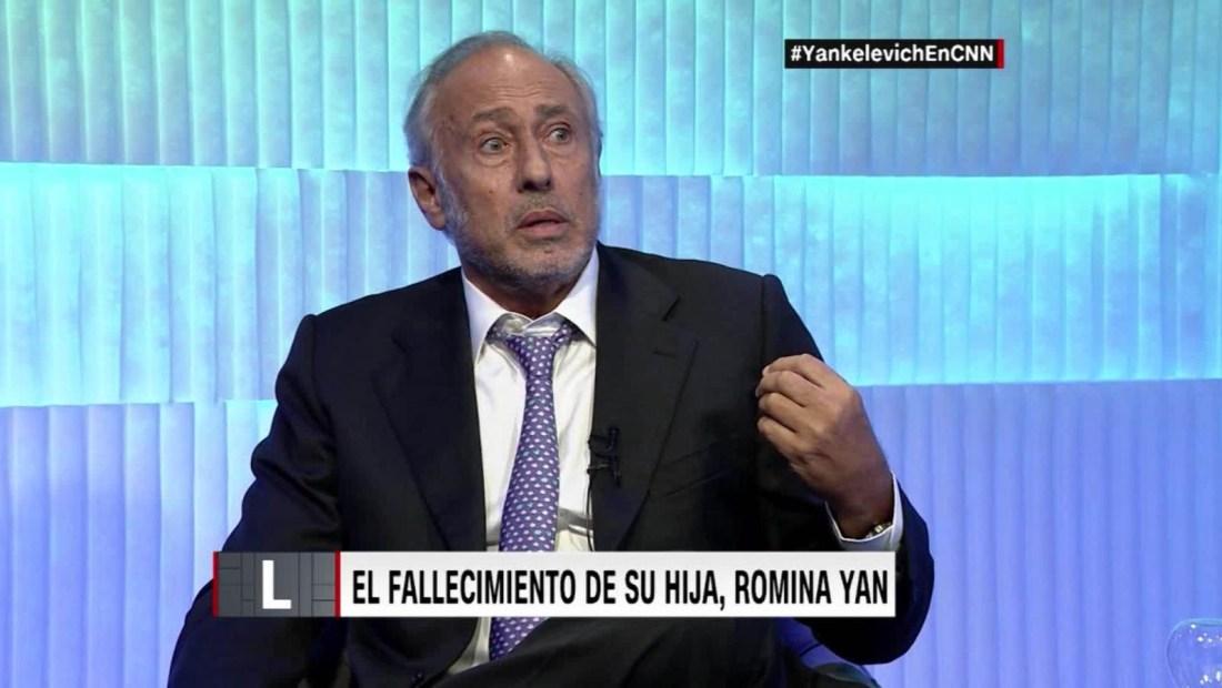 """Yankelevich dice que tuvo una experiencia con un """"ángel"""" en Florencia"""