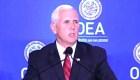 Mike Pence pide suspender a Venezuela de la OEA