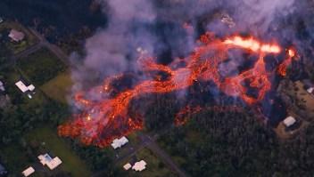 El vog: un riesgo para la salud tras una erupción volcánica