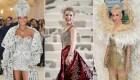 El desfile de glamur en el Met