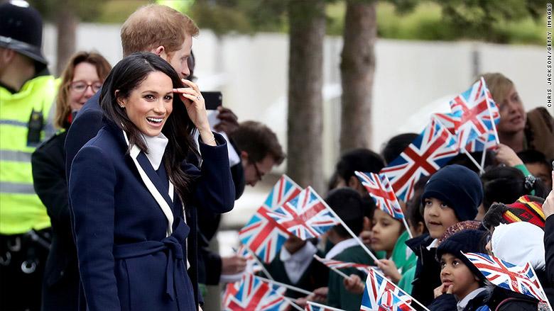 Meghan Markle se casará con el príncipe Enrique el 19 de mayo.