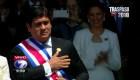 Carlos Alvarado toma posesión como presidente de Costa Rica