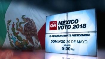 Noche de debate en México: los electores preguntan a los candidatos