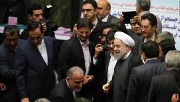 Irán evalúa si mantendrá vivo el acuerdo nuclear