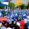 Así fueron las marchas de gobierno y oposición en Nicaragua