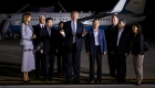 #MinutoCNN: Los tres estadounidenses liberados por Corea del Norte llegan a EE.UU.