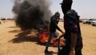 Protestas en Gaza dejan más de 50 muertos