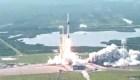 SpaceX lanzó un cohete capaz de transportar humanos