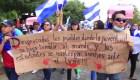 Lo último de la crisis social en Nicaragua