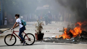 Nicaragua: estudiantes llaman a una rebelión pacífica