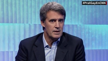 ¿Se apresuró Argentina al préstamo del FMI? Esto dice Prat-Gay