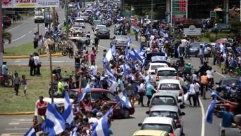Viajan desde Managua para apoyar las protestas en Masaya