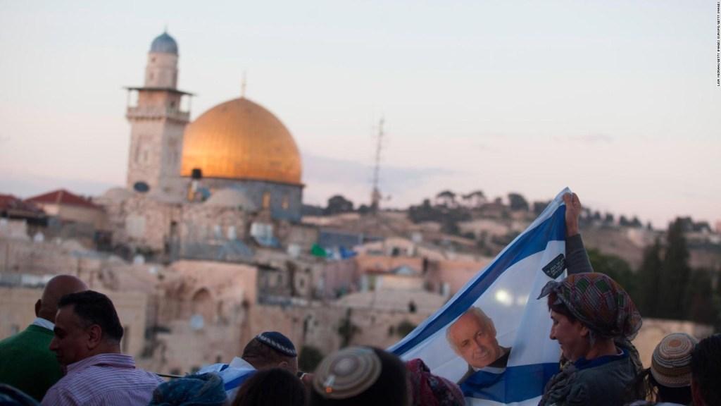Tensión por apertura de embajadas en Jerusalén