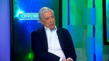 Vargas Llosa: Nicaragua se ha enfrentado a la pareja temible