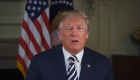 Trump: Ha pasado un largo tiempo para que llegara la embajada