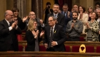 Quim Torra es el nuevo presidente de Cataluña