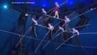 Este circo enseña su magia a niños con discapacidad visual o auditiva