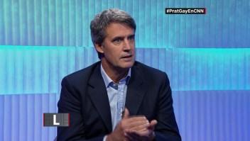 Prat-Gay: Nadie mira el déficit comercial