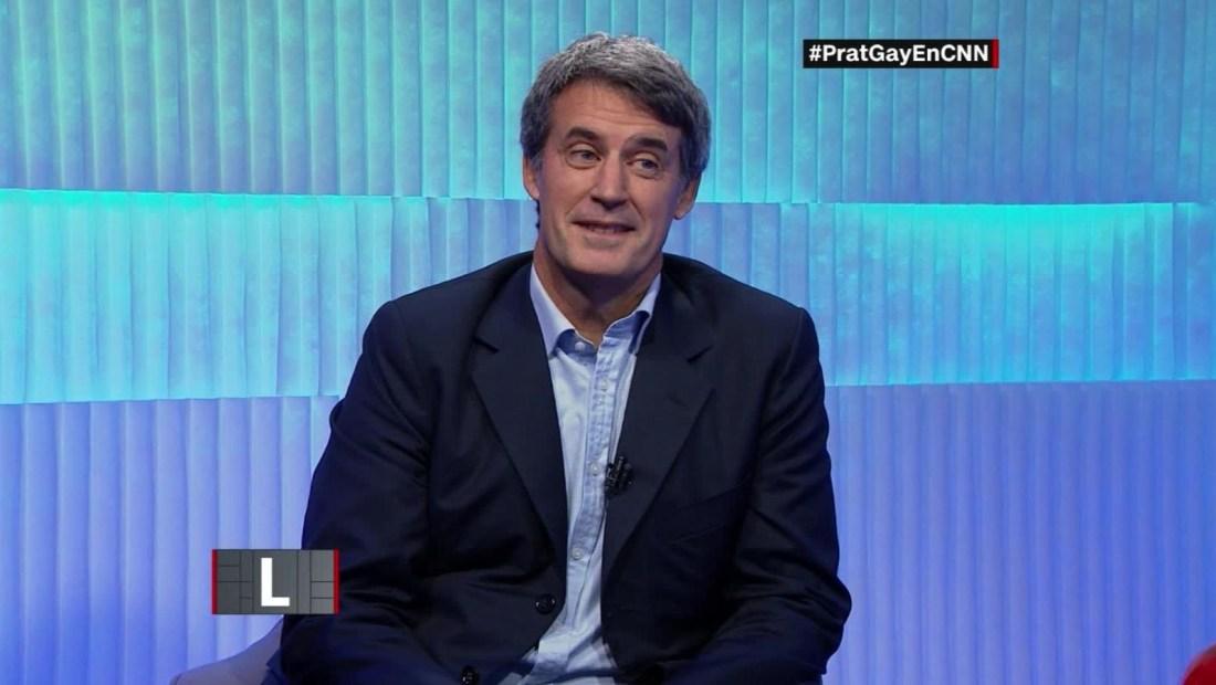 #PreguntaAlAire a Alfonso Prat-Gay