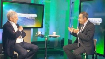 Vargas Llosa: El gobierno de Macri va en buena dirección