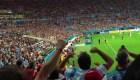 Barra bravas argentinos no son bienvenidos en Rusia