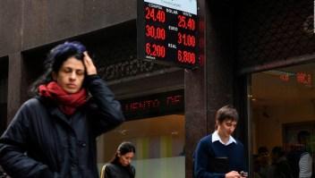Argentina: la economía está en una encrucijada