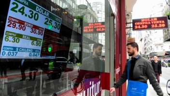 """Fausto Spotorno: """"El dólar va seguir subiendo"""""""