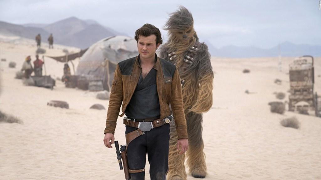 """""""Solo: A Star Wars Story"""" y otros estrenos del fin de semana"""