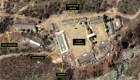 Así será la destrucción del sitio de pruebas nucleares de Corea del Norte
