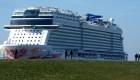 #ElDatoDeHoy: la embarcación de pasajeros más grande en navegar el canal de Panamá