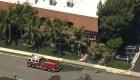Explosión en California deja un muerto y varios heridos