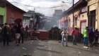 La otra cara de la crisis en Nicaragua: el efecto económico