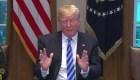 Trump: Estamos rompiendo familias por los demócratas