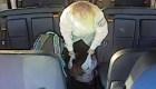 Chofer acusada de abuso infantil por maltrato a una niña