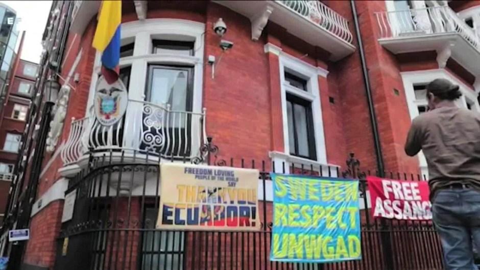 El supuesto pago de Ecuador para proteger a Assange